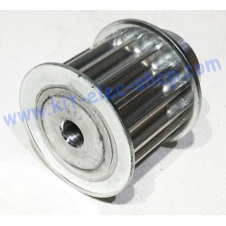 HTD-8M 30mm pulley 16 teeth...