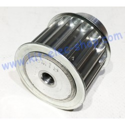 HTD-8M 30mm pulley 18 teeth...