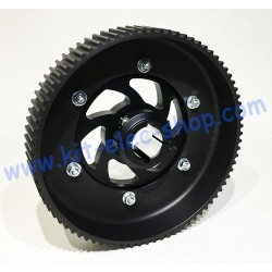 Couronne HTD 80 dents...