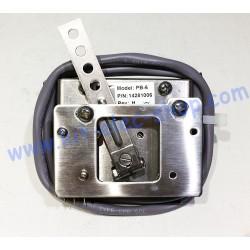 CURTIS PB-6 throttle 2 wires