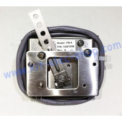 CURTIS PB6 throttle 2 wires