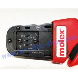 MOLEX 63819-0900 HAND CRIMP TOOL by Molex