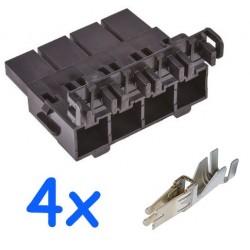 Pack connecteur Molex...