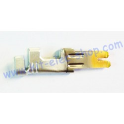 Female crimp contact for...