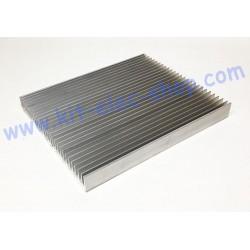 Aluminium heatsink...