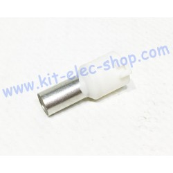 Cable end 16mm2 white DZ5CA162