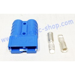 Connecteur SB50 bleu 48V...