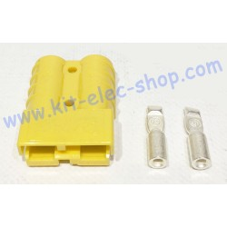 Connector SB50 yellow 12V...