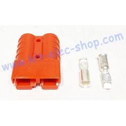 SB50 18V 16mm2 orange...