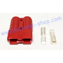 Connector SB50 red 24V for...