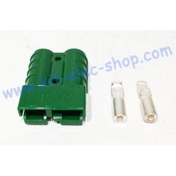 Connecteur SB50 vert 72V...