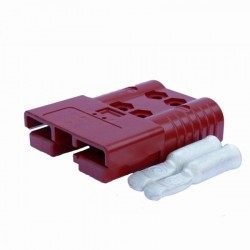 Connecteur SBE160 ROUGE 24V...