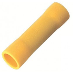 Yellow crimp sleeve for 4...