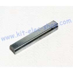 Step Key 6.35mm and 4.76mm...