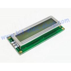 Afficheur monochrome LCD...