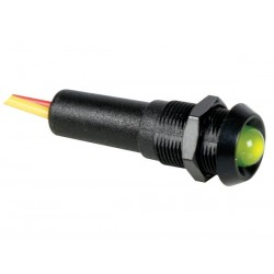 Voyant LED vert 12V...