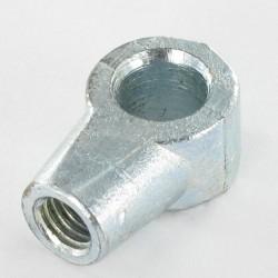 Eye nut M8x14 zinc bore 10mm