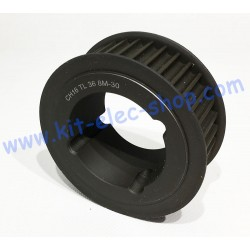 36 teeth HTD 8M 1615 Taper...