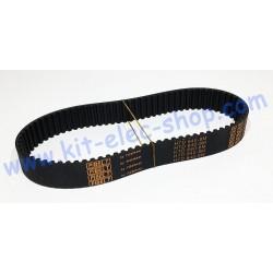 HTD belt 640-8M-30
