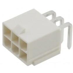 MOLEX Mini-Fit Jr 6-pin...