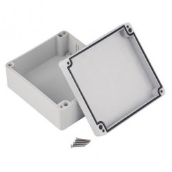 ABS housing 125x115x58mm...