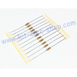 Carbon Layer resistor 47k...