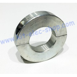 Slotted stop ring in...