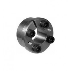 Clamping hub for 30mm shaft
