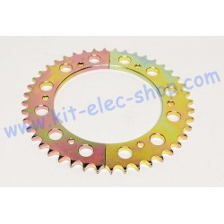 44-tooth steel sprocket for...