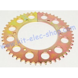 50-tooth steel sprocket for...
