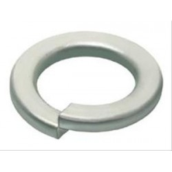 US GROWER 1/4 INCH WASHER ZINC