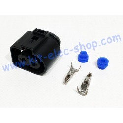 Input connector kit for...