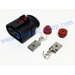 Output connector kit for...