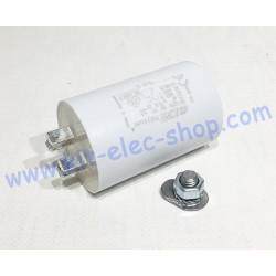 Start-up capacitor 25uF...