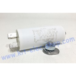 Start-up capacitor 10uF...