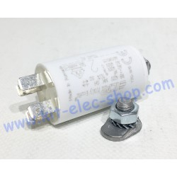 Start-up capacitor 2uF 450V...