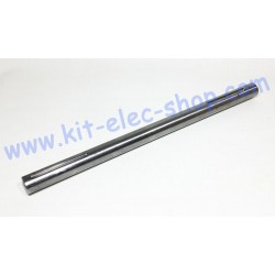 Solid steel shaft 30mm...