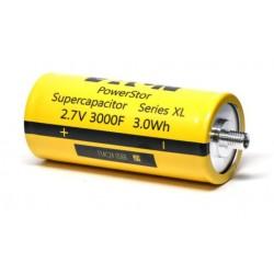 Supercapacitor 3000F 2.7V...