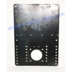 Transmission support plate...