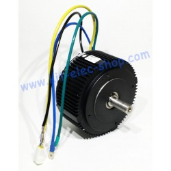 Synchronous motor 5kW...