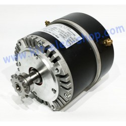 DC motor ME1906 48V 100A
