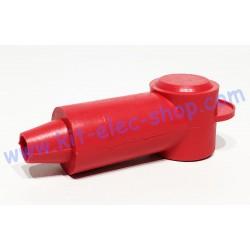 35mm2 red cover tubular lug...
