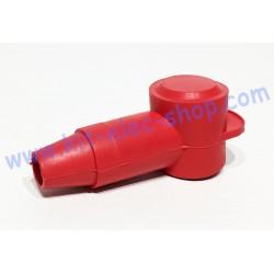 25mm2 red cover tubular lug...