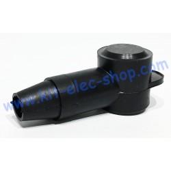 25mm2 black cover tubular...