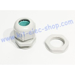 Grey M16 cable gland LAPP...