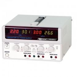 Variable power supply 2x30V...