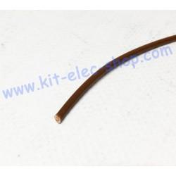 Brown flexible FLRYW-A 1mm2...