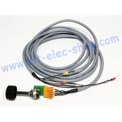 Cable and 4-pin...