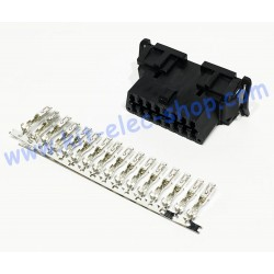 OBD2 female connector kit...