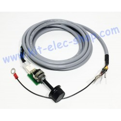 Cable and MOLEX brake...